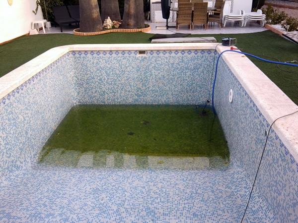 Pool Repair Costa Blanca Torrevieja Elche Guardamar Alicante Orihuela Murcia